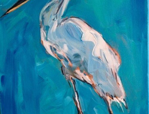Iris the ibis